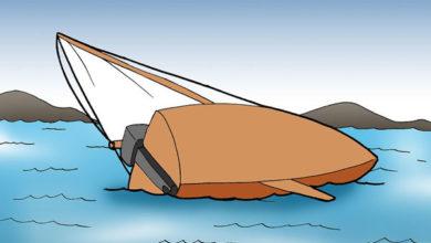 Photo of چگونه یک قایق واژگون شده را به حالت اولیه خود برگردانیم؟