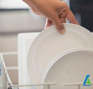 1 رفع بوی ماشین ظرفشویی