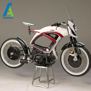 1 دوچرخه اسپرت هیبریدی