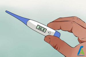 1 طرز استفاده از دماسنج برای نوزاد