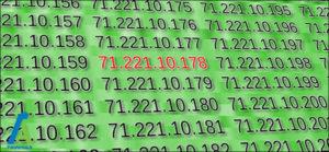 1 آدرس آی پی IP
