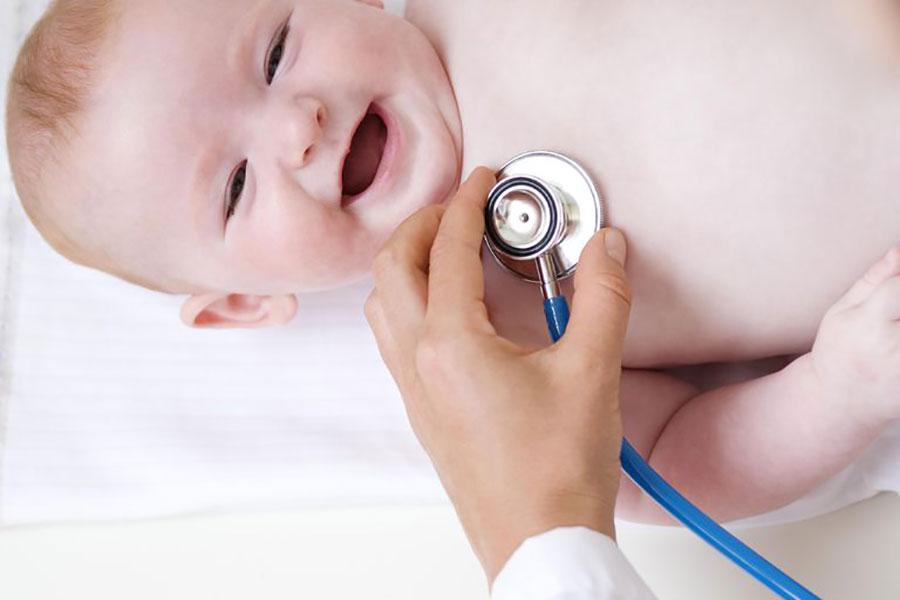 1 ضربان قلب کودک