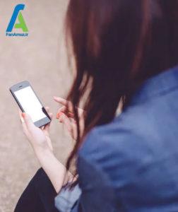 1 رابطه نوع گوشی و شخصیت