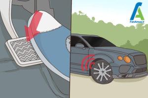 1 بررسی و تست لنت ترمز خودرو