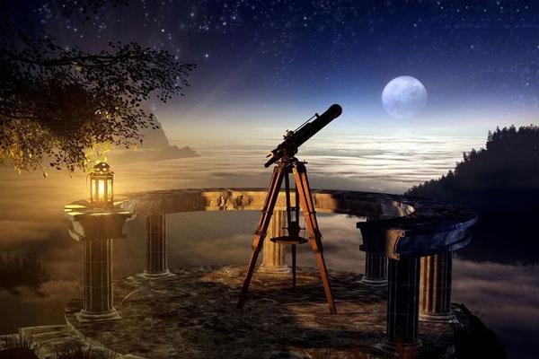 1 چگونه از تلسکوپ استفاده کنیم