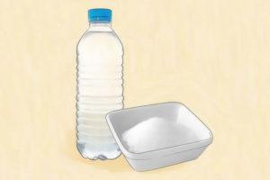 1 گرفتن املاح آب و تهیه آب مقطر