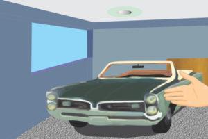 1 آموزش صافکاری ماشین و نقاشی خودرو