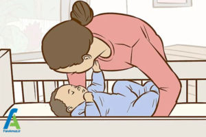 1 جلوگیری از سندرم سر صاف کودک