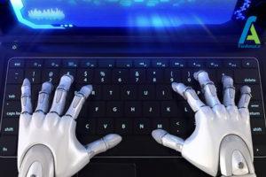 1 بازدید وبسایت با ربات