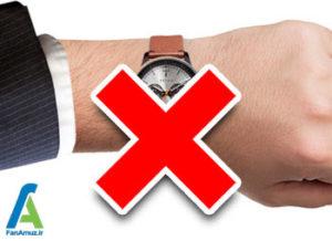 1 راهنمای انتخاب ساعت مردانه
