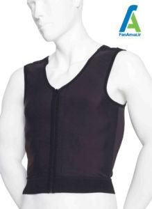 1 لباس مناسب مردان با سینه های بزرگ