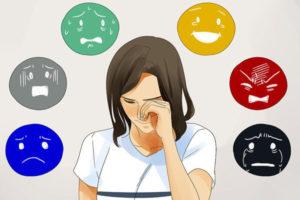 1 کنترل گریه در شرایط خاص