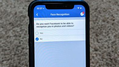 Photo of چگونه حالت تشخیص چهره را در فیسبوک Facebook غیرفعال کنیم؟