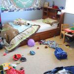 1 آموزش نظم به کودک و مرتب کردن اتاق