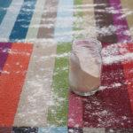 0 رفع لکه روی فرش با شوینده ارگانیک