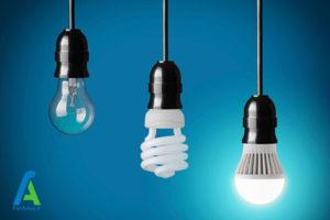 1 علت سوختن لامپ ها