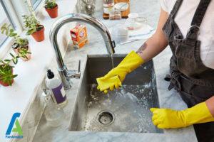 1 موارد منع استفاده از مایع ظرفشویی