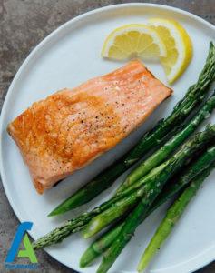 1 اصول پخت ماهی سالمون