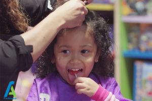1 اصلاح اصولی موی کودکان