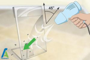 1 اصول پاک کردن سطح پلی متیل متاکریلات