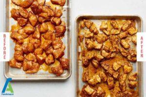 1 طرز تهیه سریع ترین روش پخت مرغ