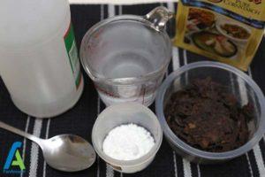 1 نحوه ساخت جوهر با چای