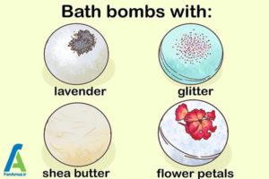 1 نحوه استفاده از بمب وان حمام
