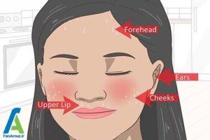 1 رفع و درمان مشکل عرق چشایی