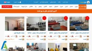 1 رپورتاژ آگهی تهران سوئیت