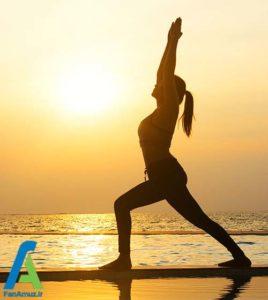 1 زمان و شرایط مناسب انجام تمرینات یوگا