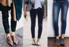 Photo of اصول ست کردن شلوار جین جذب با کفش تخت زنانه