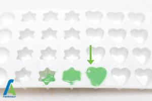 10 ذوب و رنگی کردن شکلات سفید