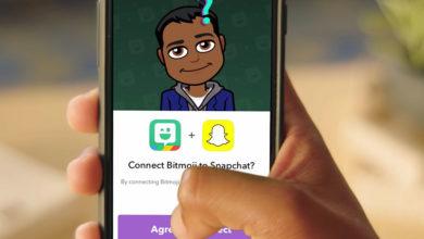 Photo of نحوه پیکربندی بیت موجی Bitmoji و اسنپ چت Snapchat