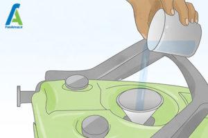 7 نحوه تمیز کردن بخارشوی