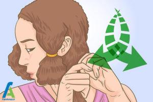 7 نگهداری و حالت دادن موی افرو