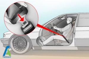 10 تنظیم صحیح صندلی ماشین