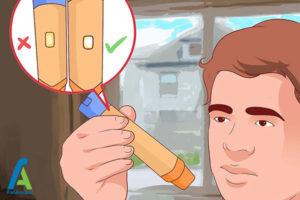 4 نحوه استفاده از اپی پن Epipen