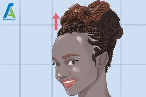5 مراقبت از موهای ویو شده