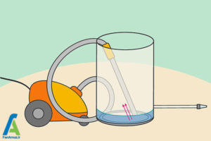 10 شستشوی منبع پلاستیکی آب