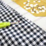 9 دوخت جیب روی دامن و پیراهن زنانه