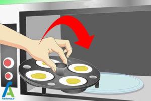 10 آب پز کردن تخم مرغ بدون پوست