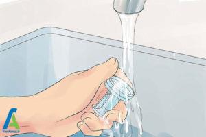 8 نحوه تمیز کردن Nebulizer