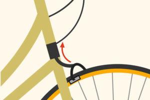 10 تنظیم ترمز دوچرخه