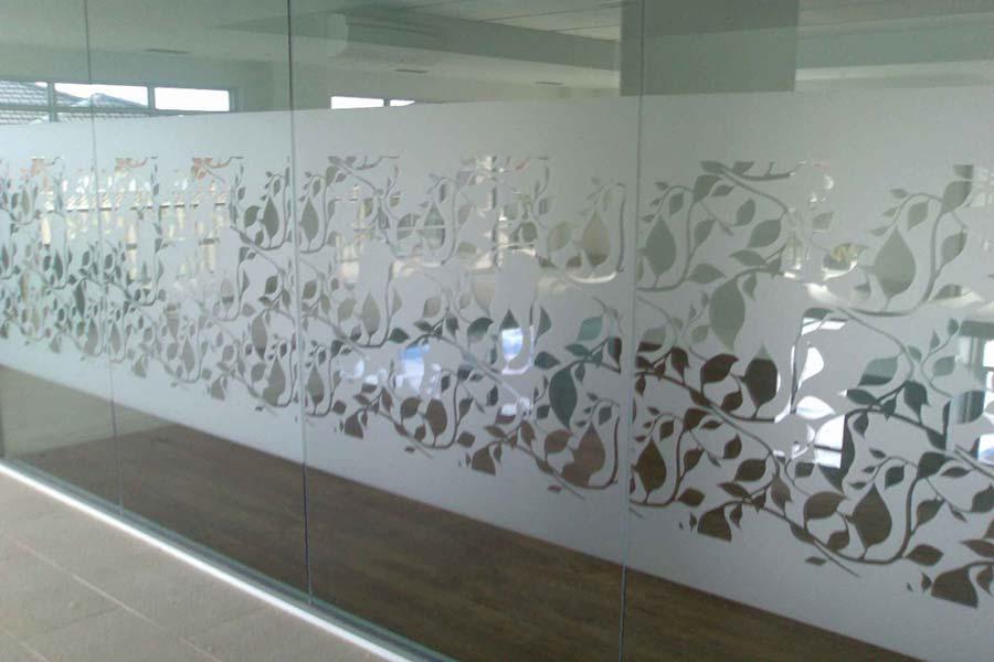10 چاپ طرح روی آینه و شیشه