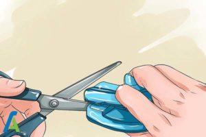 3 نحوه استفاده از گیره رفع خر و پف