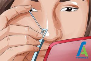 6 پیرسینگ بینی