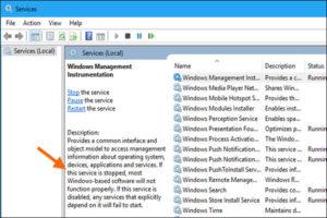 10 ابزار مدیریت ویندوزWMI