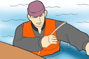 6 واژگونی قایق