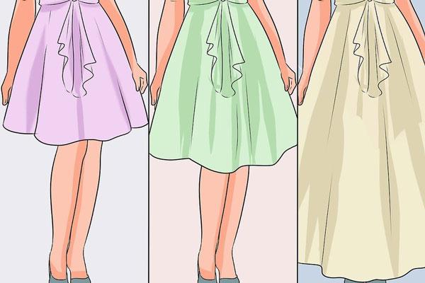 9 دختران بلند قد