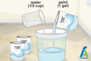 8 طرز ساخت تینر رنگ